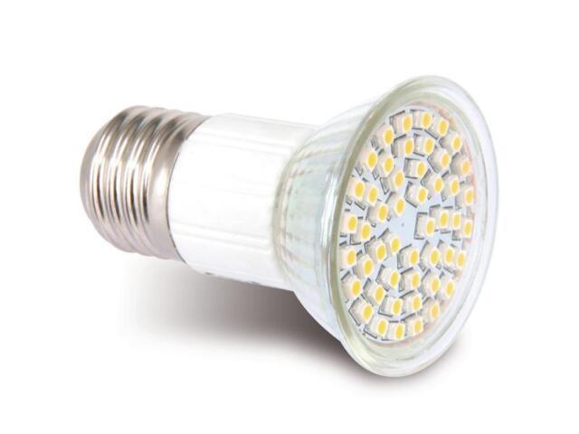 Camelion LED Sparlampe 48-LED SMD 3 Watt E27 (Tageslicht 6400K)