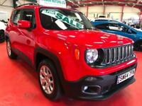 2015 Jeep Renegade 1.4 MultiAir II Longitude 5dr