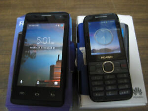 2 New Cell Phones