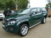2012 Volkswagen Amarok 2.0BiTDi ( 163PS ) Highline 4MOTION Sel (NO VAT)