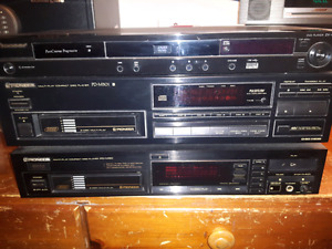 Pioneer Stereo & Dvd Components