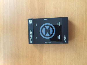 Traktor Audio 2 DJ Audio Interface