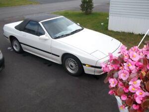 Convertible 1988 Mazda RX7