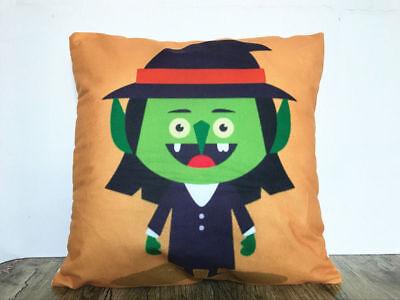 STOCK CLEARANCE!HALLOWEEN Printing Sofa Bed Home Decor Pillow - Clearance Halloween Dekoration