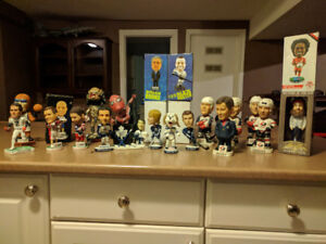 Huge Bobblehead Lot mixed sports and others