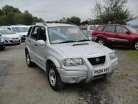 2004 Suzuki Grand Vitara 2.0 Turbo Diesel 4WD. Only 85,000 miles. 1 owner.