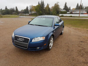 For sale 2006 Audi A4, 2.0T