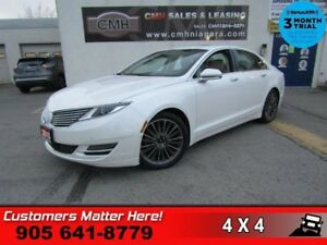 2015 Lincoln MKZ Reserve  AWD TECHNOLOGY NAV  ROOF ADAP-CC SELF-