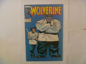 WOLVERINE Comics by Marvel