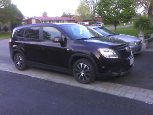 2013 Chevrolet Colorado SUV, Crossover