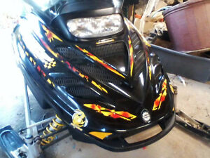 2001 MXZ 800 Rave Very Good Condition (sell or trade)