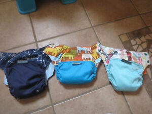 Couches lavables Ella Bella Bum Cloth Diapers