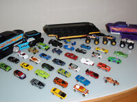 HOT WHEELS, MATCHBOX and assorted