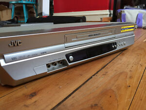 VCR with free box of VHS's