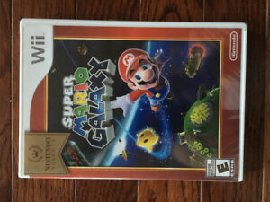 New Super Mario Galaxy Wii