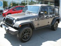 2014 Jeep Wrangler Unlimited WILLYS EDITION