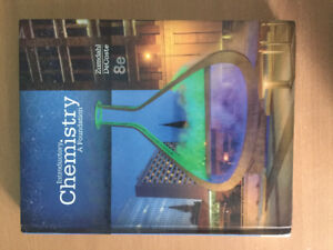 Introductory: Chemistry A Foundation, Eighth Edition