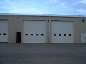 Industrial bays for rent