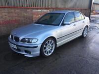 2004 BMW 320d M Sport - Facelift -6 Speed Manual - Very Clean Car - Long MOT