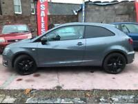 SEAT IBIZA cupra tsi-s-a 2013 Petrol Automatic in Grey