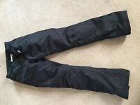 Ladies Motorcycle trousers size 14