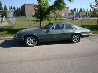 Jaguar XJS 350 V-8 conversion parts car
