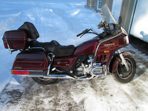 Extra Clean 85 Goldwing only 103000 kms!