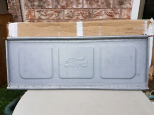 1942-1947 1948-1950 FORD F1 TRUCK STEPSIDE Tailgate NEW REPRO