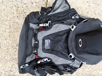 Oakley Gearbox Backpack (32 L)  - Perfect for Motorbike riders
