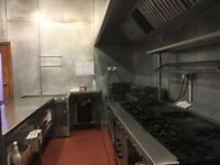 Hot food takeaway business for sale in very popular street, Chillingham Road