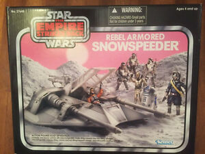 Star Wars  Vintage Collection Snowspeeder