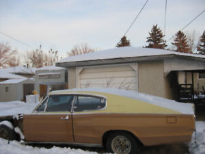 1967 Charger Resto Project