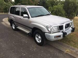 1999 Toyota LandCruiser Wagon Clonbinane Mitchell Area Preview