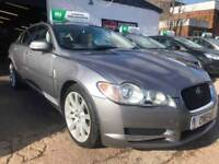 2009 (09) JAGUAR XF 2.7 PREMIUM LUXURY V6 4DR AUTOMATIC