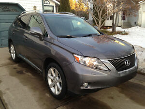 2012 Lexus RX 350 Touring AWD FULLY LOADED