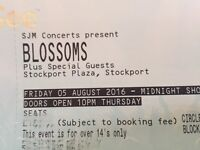 Blossoms at Stockport plaza