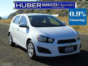 2016 Chevrolet Sonic Air Conditioning/Automatic