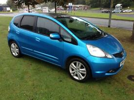 Honda Jazz 1.4 i-VTEC EX 5dr Five Door Sunroof