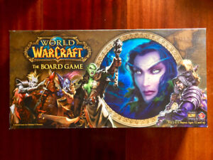 World of WarCraft Board Game Very Rare Out of Print