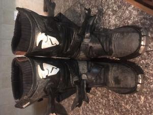 Thor kids dirt bike boots