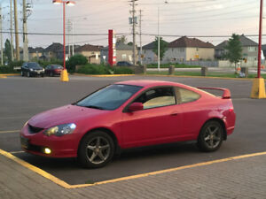 2002 Acura RSX Base/Manual Coupe (2 door)
