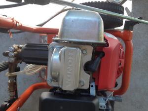 Laveur à  Pression Echo BearCat(Honda 160 cc)