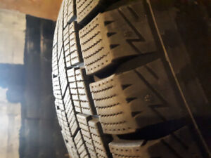 215/65R16 Winter Tires. Set it 4. Gently used.