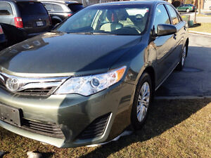 2012 Toyota Camry Certified