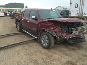 Parting out 2013 gmc 1500