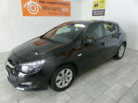 2014,Vauxhall Astra 1.7CDTi 16v ( 110bhp )... BUY FOR ONLY £33 PER WEEK...