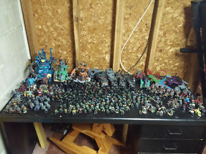 warhammer 40k orc complete collection