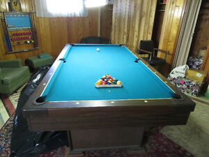 Pool Table / Ping Pong Table
