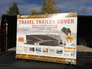 Travel Trailer Cover by ADCO
