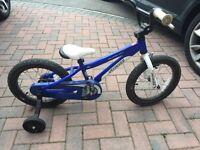 Child bike specialized hotrock.